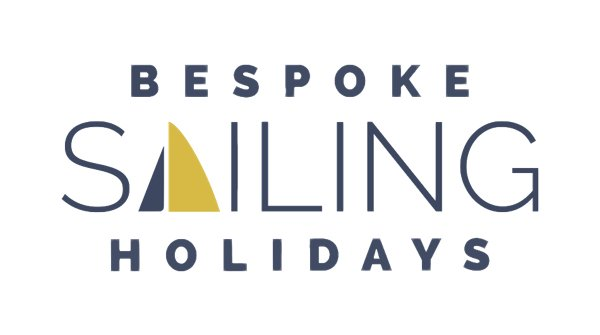 Bespoke Sailing Holidays Logo - we create unique sailing vacations tailored exclusively for you.